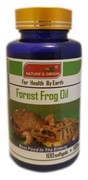 Natures Origin Жир древесной лягушки  Forest Frog Oil 100 капсул 500мг