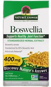 Nature's Answer Boswellia Босвеллия 400 мг 90 капсул