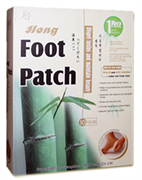 Пластырь Антиоксидант Foot Patch, 10шт.