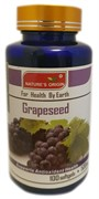 Nature's Origin Масло Виноградной косточки Grapeseed 100 капсул 500мг